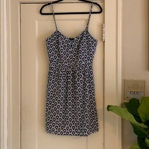 JCrew factory sundress